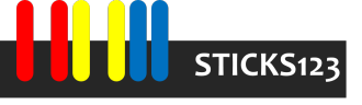 Sticks123 Logo
