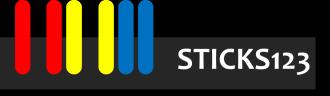 Sticks123 Logo